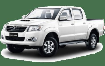 truck 5 seats rental