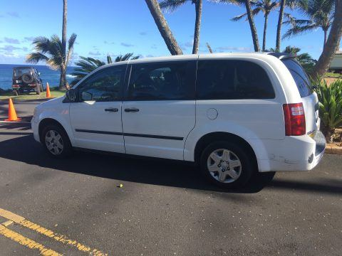 Affordable Van Rental Maui