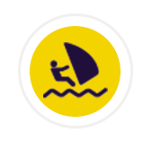 Windsurfer Icon