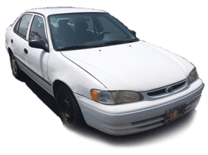 Maui Cheap Car Rental Sedan