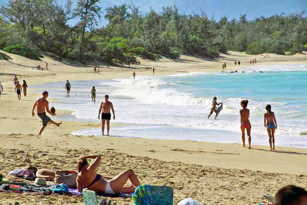 Baldwin Beach North Shore Maui