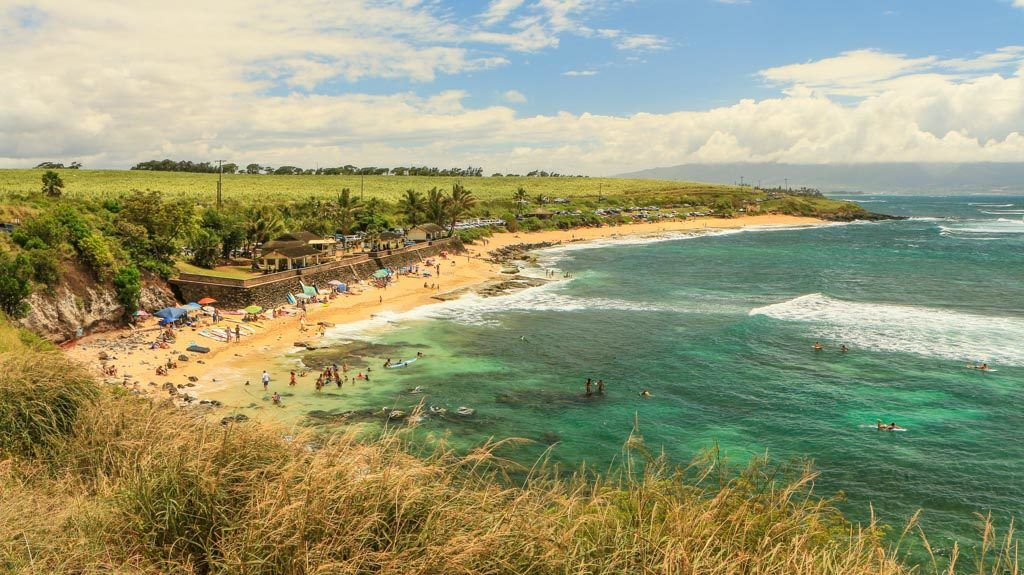 Maui Beaches North Shore Hookipa