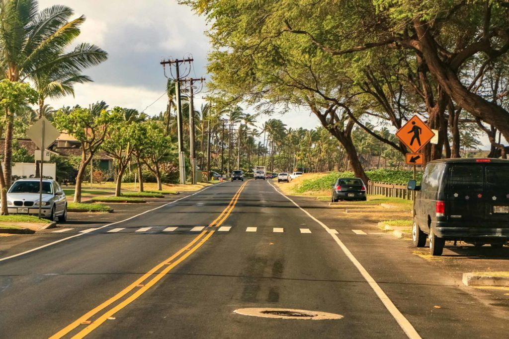 South Kihei Road Near Suda Maui